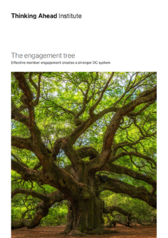 DC Engagement Tree - front cover